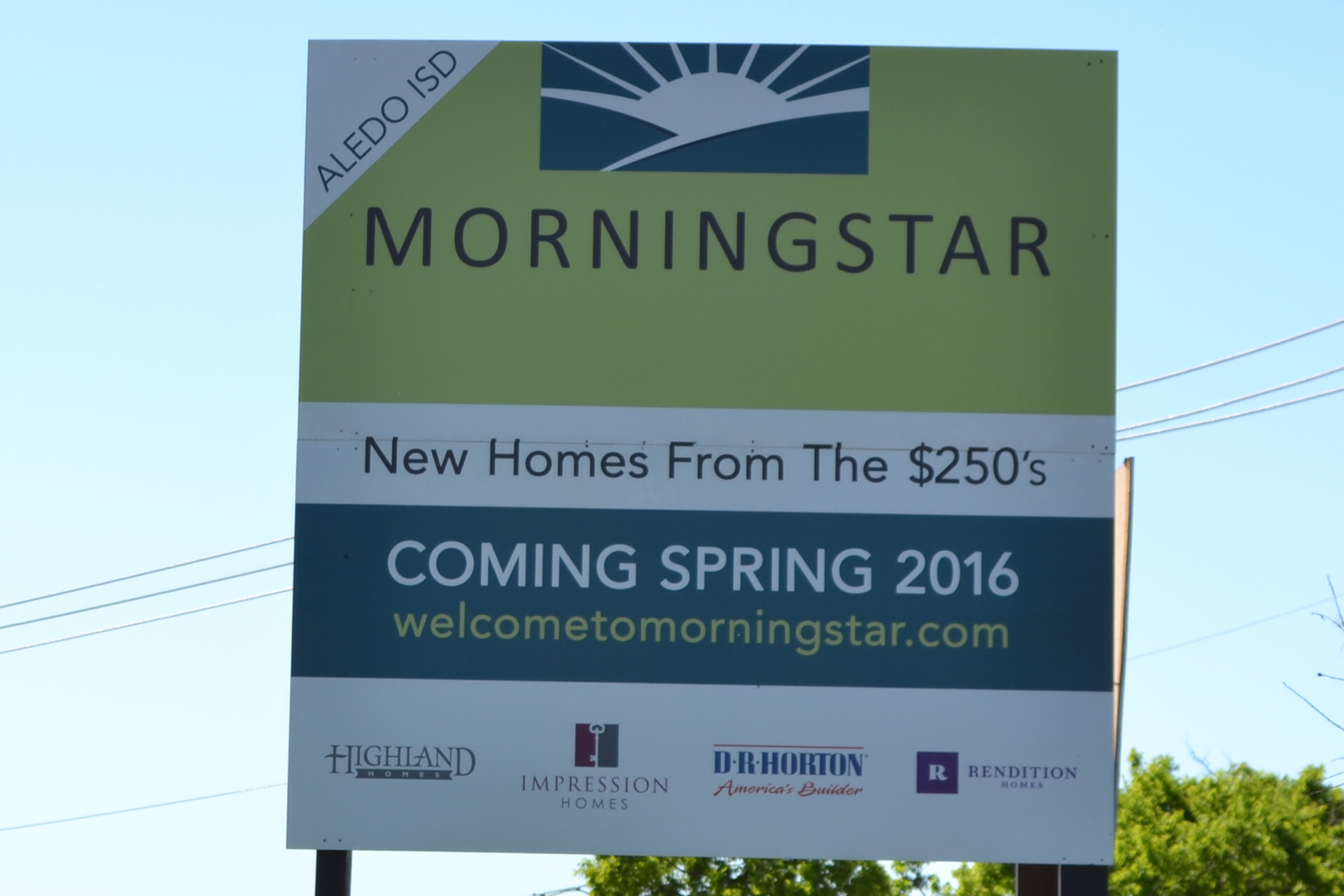 Morningstar sign